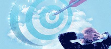 یک رابطه خیلی قوی بین هدف گذاری و برنامه ریزی
