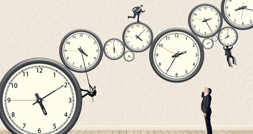 استفاده مفید از زمان در مدیریت